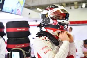 F1, Alfa Romeo-Sauber - Leclerc rallentato da un testacoda, Ericsson cerca risposte