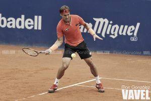 """David Ferrer: """"Estoy contento con mi debut"""""""