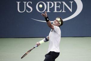 """David Ferrer: """"Estoy contento porque he ganado, venía muy justo y con dudas"""""""