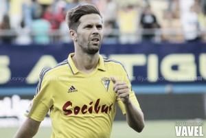 David Sánchez rescinde su contrato con el Cádiz CF