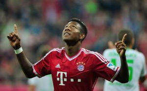 What position will David Alaba play next season?