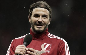 David Beckham says Memphis Depay must see number 7 shirt as 'inspiration' and 'honour'