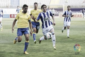 Las Palmas - Ponferradina: puntuaciones de Las Palmas, jornada 42
