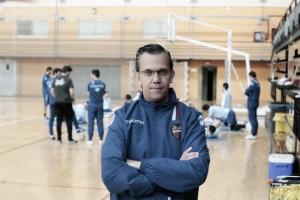 """Entrevista. David Madrid: """"La ilusión es entrar a 'Play-Off' el año que viene"""""""