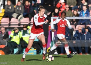 Vivianne Miedema happy with home win