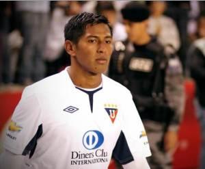 David Quiroz se unirá al Deportivo Quito el día lunes
