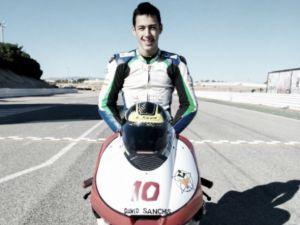 David Sanchís, nuevo piloto del Aspar Team en el Mundial Júnior 2015