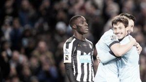 David Silva, mejor jugador del Manchester City en febrero
