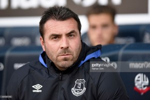 Everton to loan out more players in January, says David Unsworth
