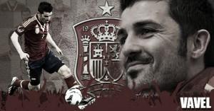 """David Villa:""""El gol al Manchester United, el mejor de mi carrera"""""""