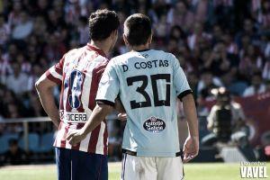 Costas, Madinda y Borja vuelven para la Copa