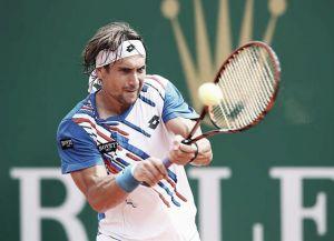 Ferrer, a tercera ronda tras retirada de Víctor Estrella