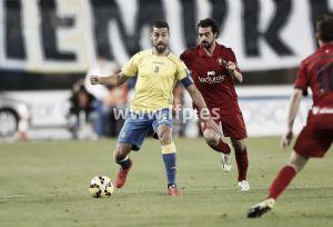 Las Palmas - Osasuna: puntuaciones de Las Palmas, jornada 18 de Liga Adelante