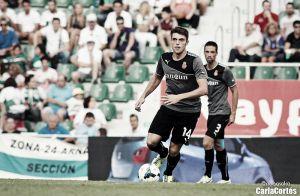 """David López: """"Hemos bajado la intensidad en los últimos partidos"""""""