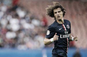 """David Luiz: """"Fue un partido muy duro"""""""