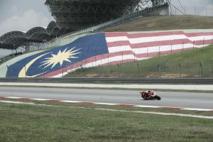 Malesia, Davies precede Rea in Gara2