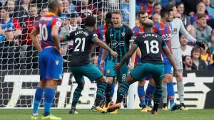 Premier League - Crystal Palace ancora a secco, Southampton corsaro (0-1)