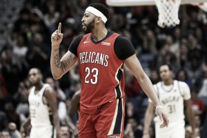 Should the Boston Celtics trade for Anthony Davis?