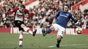El Everton sufre una nueva goleada a manos de los Saints