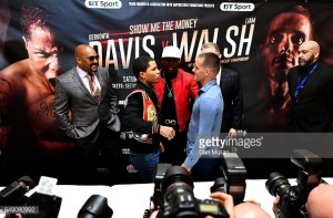 Gervonta Davis comfortable with first title defence being in UK