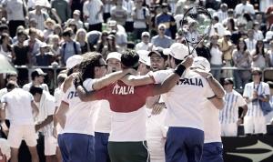 Coppa Davis - Italia fiduciosa in Belgio, ma c'è l'incognita Fognini