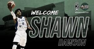 Divina Seguros Joventut incorpora a Shawn Dawson