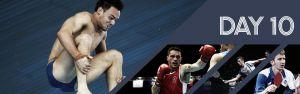 Jeux du Commonwealth : Dixième journée