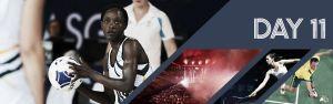 Jeux du Commonwealth : Onzième journée