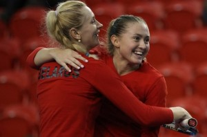 Fed Cup: Canada vs Belarus Day Two Recap