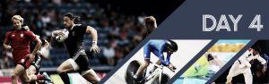 Jeux du Commonwealth : quatrième journée
