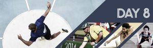 Jeux du Commonwealth : Huitième journée