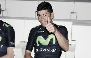 """Dayer Quintana: """"Posiblemente corra el Giro de Italia"""""""