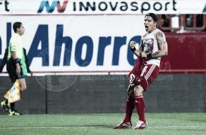 Dayro Moreno sigue en racha