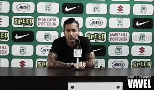 """Dayro Moreno: """"Nosotros debemos estar concentrados, atentos y contundentes"""""""