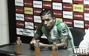 """Dayro Moreno: """"Se cierra este capítulo de competencias internacionales"""""""