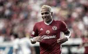 """Dayro Moreno: """"Ponerse la camiseta de Atlético Nacional es un reto muy importante"""""""