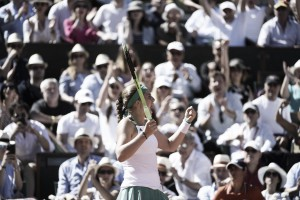 Roland Garros 2017 - Ostapenko in paradiso, piegata Halep in finale