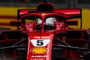 Formula 1 - Gp Azerbaijan: Vettel cala il tris in qualifica, Hamilton è secondo