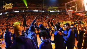 NBA Playoffs: Golden State orchestra sinfonica, s'inchinano i Pelicans