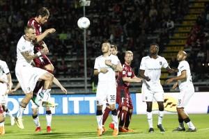 """Serie B: il Palermo impatta contro il Cittadella, 0-0 al """"Tombolato"""" e primo posto più lontano"""