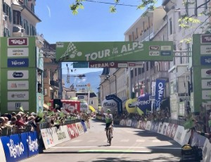 Tour of the Alps 2018, terza tappa: vince O'Connor, Pinot nuovo leader