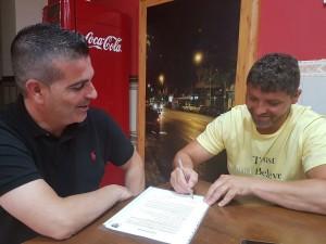 David Gutiérrez continuará al frente del Saguntino