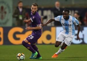 Una super Lazio batte 3-4 un'arcigna Fiorentina: Luis Alberto mette KO la Viola!