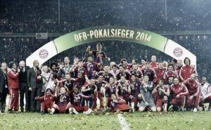 Le Bayern s'offre le doublé grâce à Guardiola