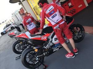 MotoGP, Mugello - Dovizioso sfreccia nelle libere 1