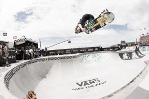 El Campeonato Nacional de Skateboarding ya arrancó