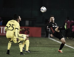 Undefeated Columbus Host Winless D.C. United