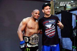 Resultados del UFC 187: Cormier y Weidman se llevan todos los flashes.