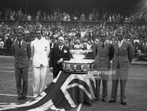 Davis Cup Look Back: 1936 Last British Victory