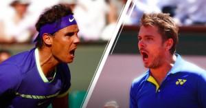 Roland Garros 2017 - Wawrinka - Nadal, atto finale